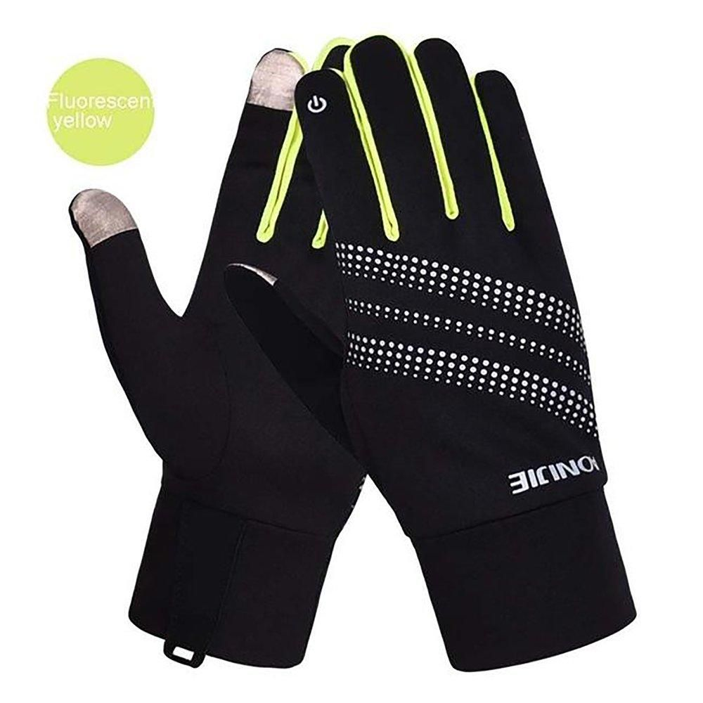 Mens And Womens Gloves Touchscreen Waterproof Finger Sport Gloves Full Cycling Outdoor Unisex Patchwork Black Cycling Back To Search Resultsapparel Accessories