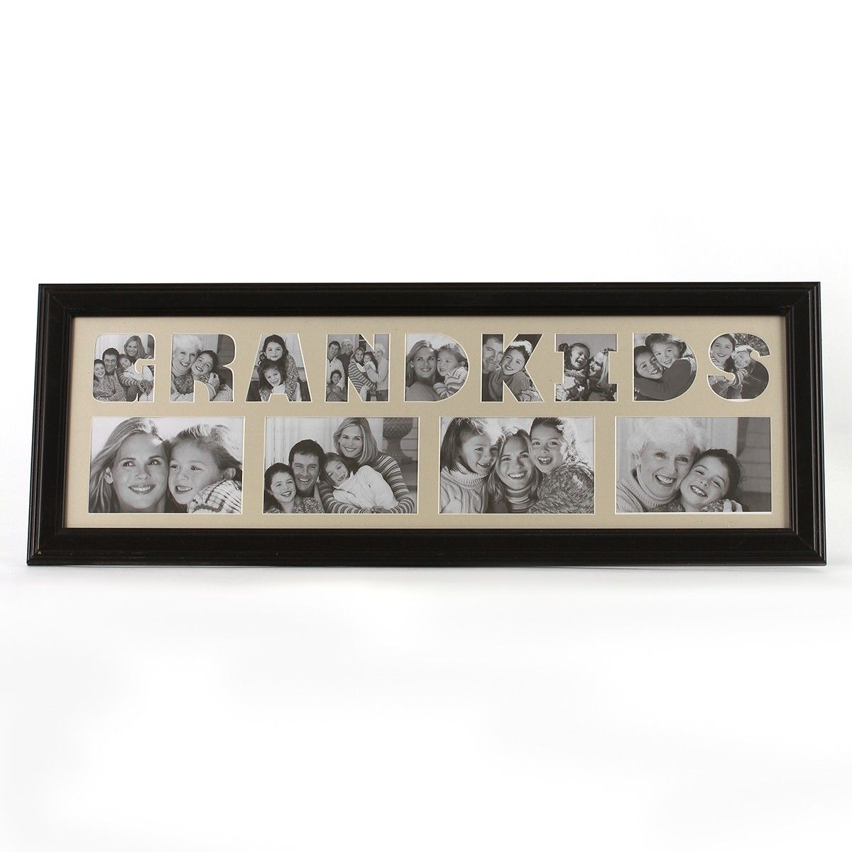 Grandkids Collage Matte Frame - Show them how much you love them ...