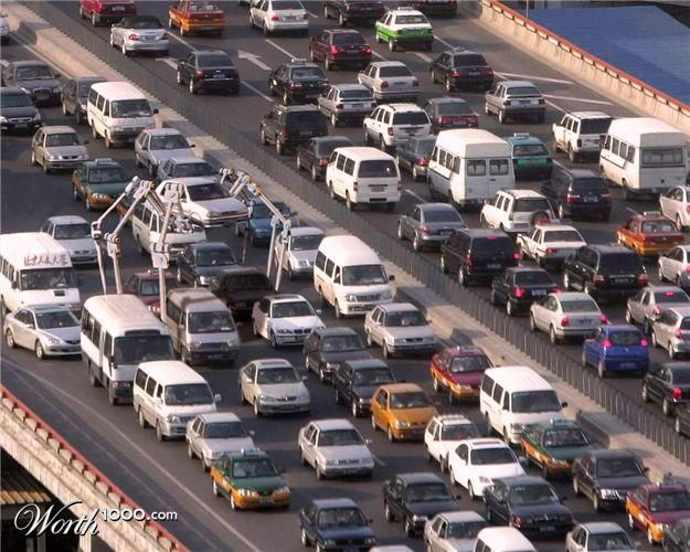 How to beat the L.A. traffic