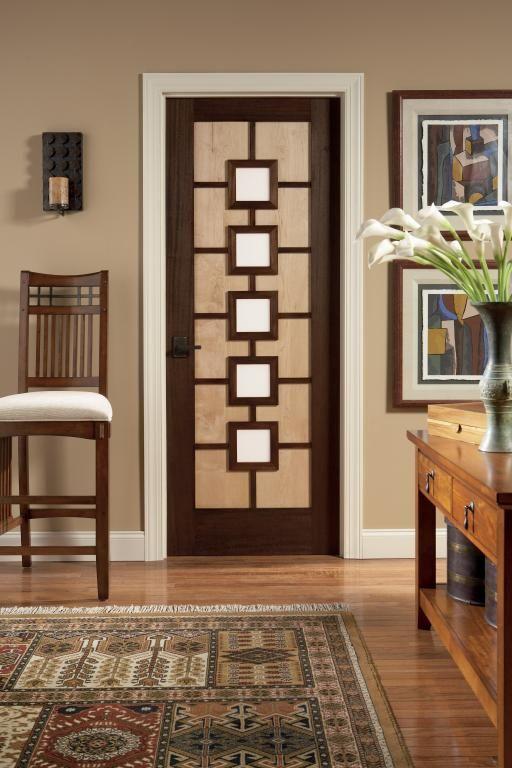 PUERTA PUERTAS INTERIORES Pinterest Puertas interiores y - puertas interiores modernas