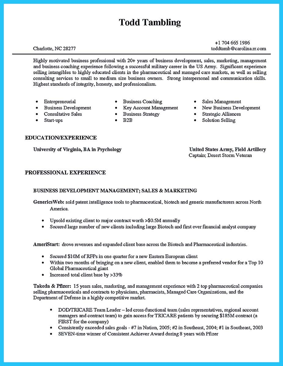 Nice Outstanding Keys To Make Most Attractive Business Owner Resume, Check  More At Http: