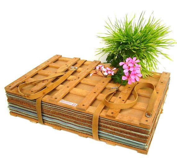 Wooden Flower Press Large Wood Grate Professional Artist Oceanside