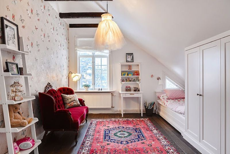 Unique Girls Bedrooms