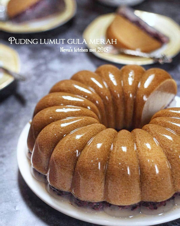 Galery Resep Masakan Rumahan Di Instagram Bismillah Setor Puding Lumut Gula Merah Yang Klasik Dan Always Up Dessert Tea Homemade Pudding Coconut Desserts