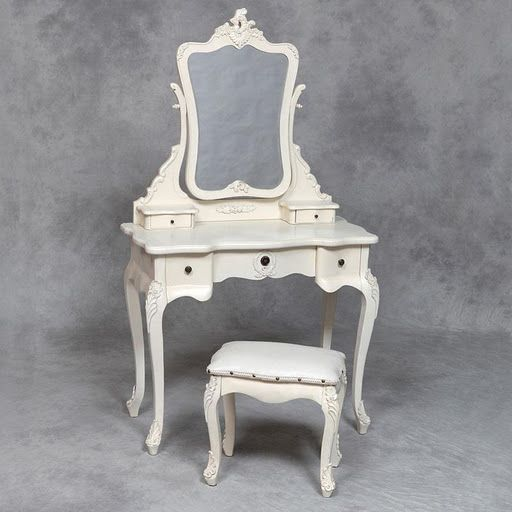 Delicieux Victorian Vanity Set   $1180