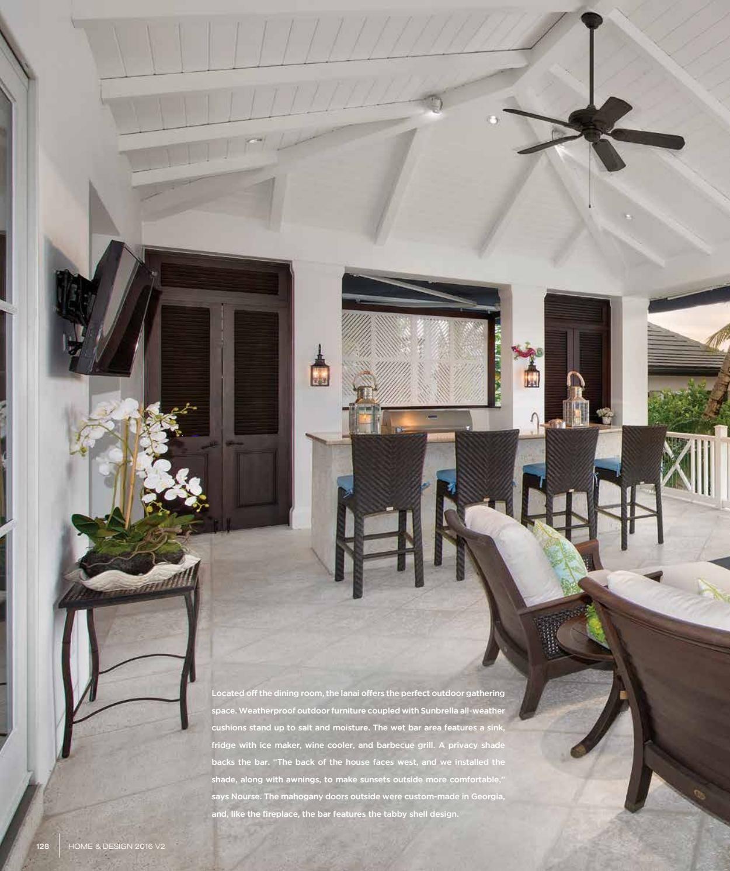 House · Home U0026 Design Magazine 2016 Southwest Florida ...