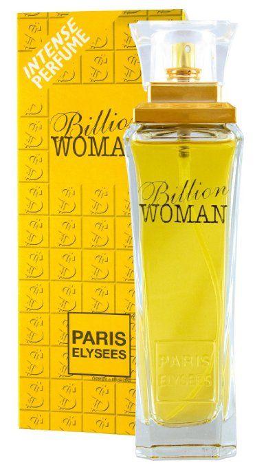 c81f8ec667 Perfume Billion for Women 3.3 oz EDT by Paris Elysees   Women's ...
