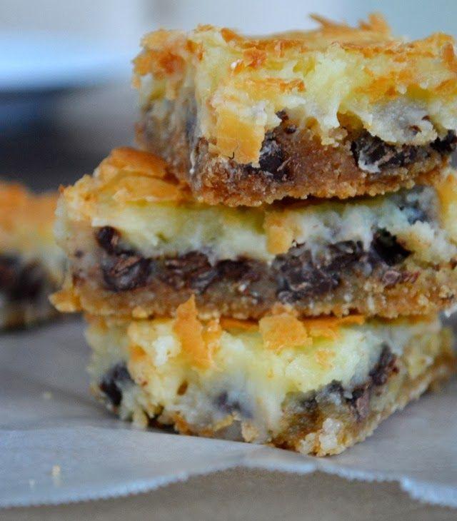 Neiman Marcus Bars Cookie Bar Recipes Neiman Marcus Bars Delicious Desserts