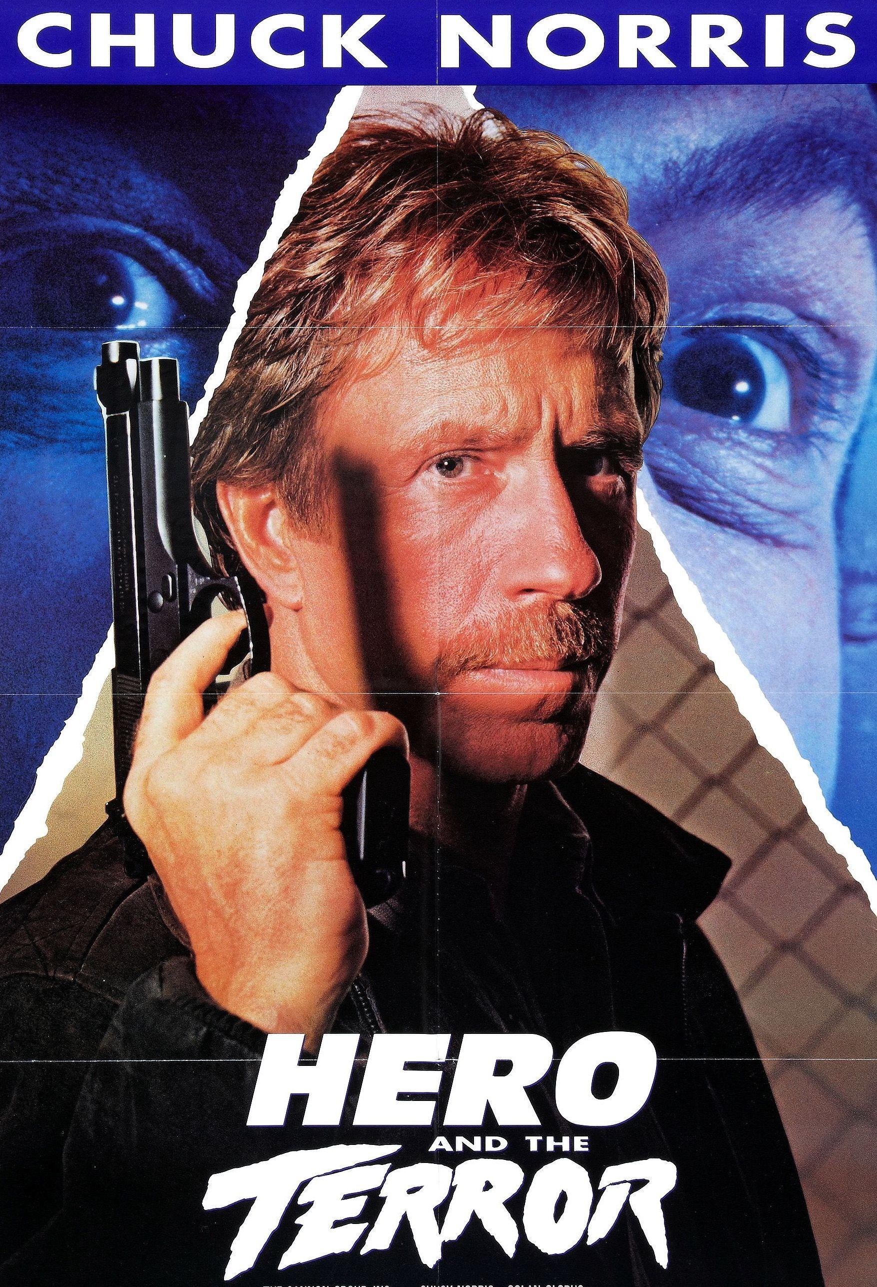 Chuck Norris Hero