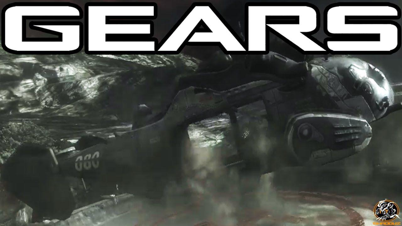 Gears of War Raven Search Campaign Walkthrough Gameplay! (Gears of War PC Mods)
