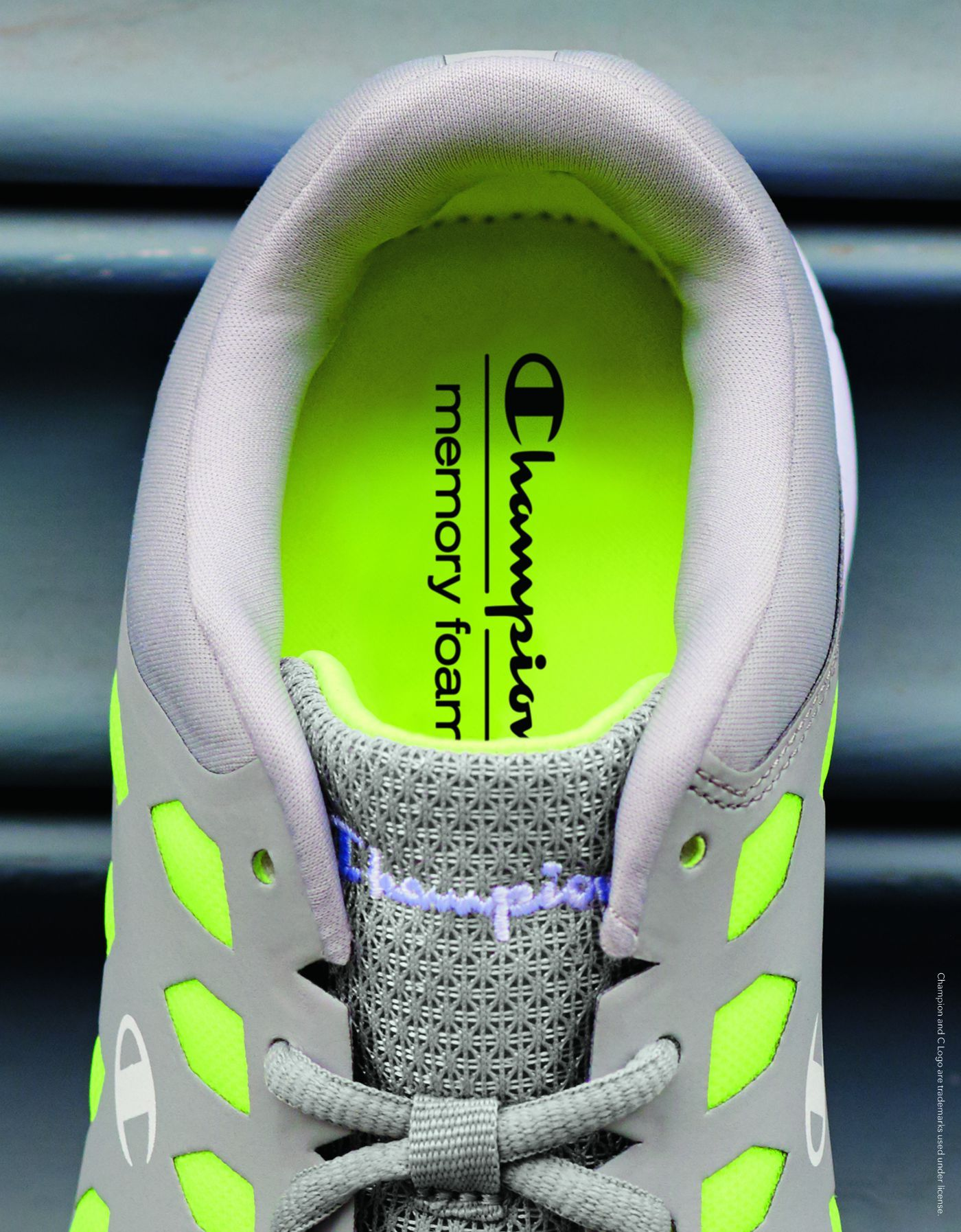b58023ac34c Memory-foam insoles will keep you comfortable in the Gusto Cut-Out Runner.