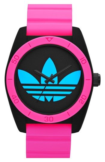 f2015ee05a2 adidas Originals  Santiago  Logo Dial Watch