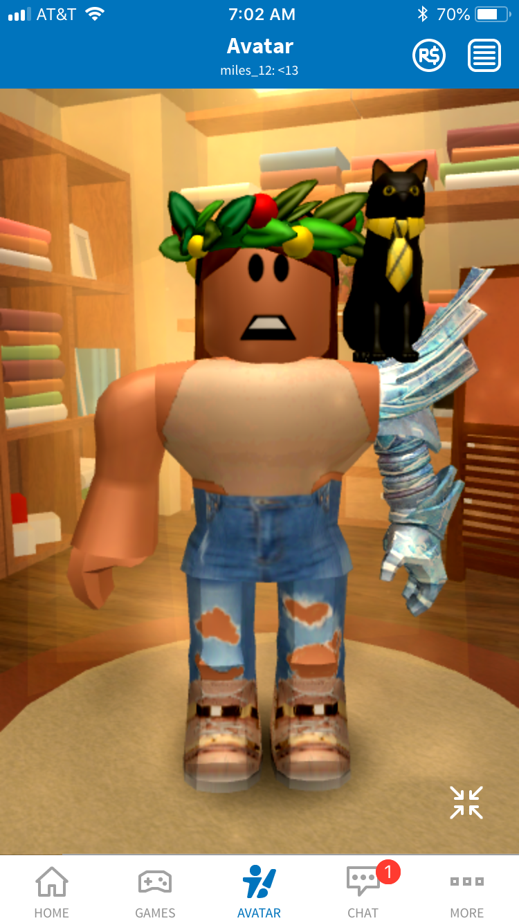 This Is My Avatar On Roblox Roblox Play Roblox Roblox Pictures