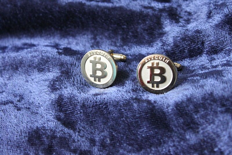 Jewelry > Cufflink > BitCoin BM + Cufflink AO (Could also be a Moneyclip) -- Would be good to test trending topics once tags are in place