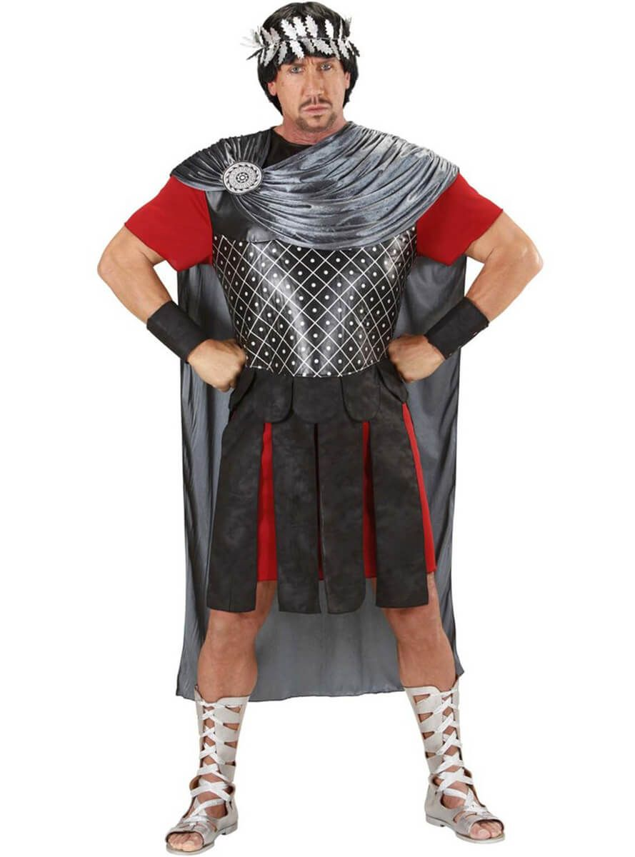 a86f3abfb Disfraz de guardia romano para hombre | Fotografias | Imperio romano ...