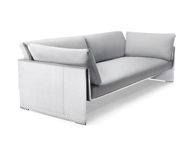 Garden Sofa Slim Line Collection By Dedon Design Jean Marie Maud