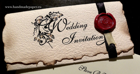Medieval Wedding Invitation Wording: 25 Classy, Old English Style, Renaissance, Vintage, Old