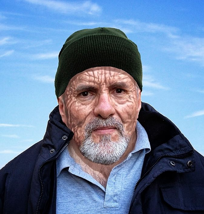 db00041bd25 Homeless Old Man. My wife says that I look like a homeless man when ...