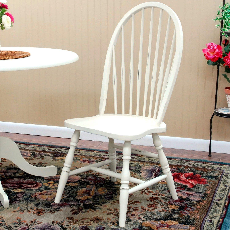 Carolina Cottage Windsor Dining Chair #Cottage, #Carolina
