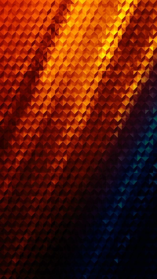 Cube Hot Iphonewallpaper Geometric Textures Iphone 5 Wallpaper Geometric