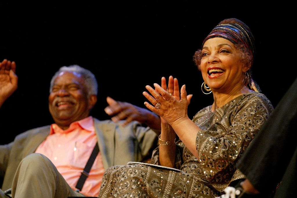 Ruby Dee A Ringing Voice For Civil Rights Onstage And Off Dies