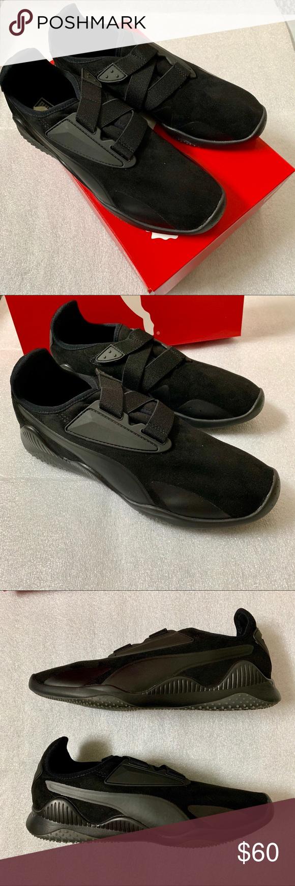 Herren Sneaker Puma Mostro Hypernature Sneaker in schwarz