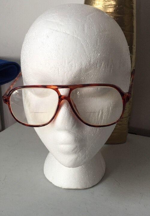 809d5b7532d Vintage Oversized Style Wilshire Design Prescription Glasses 820 To 145   WilshireDesign  OversizedVintage