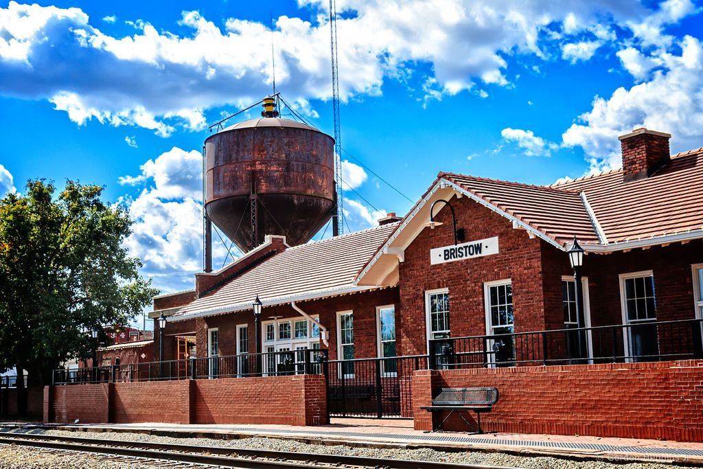 Bristow Depot and tank House styles, Photography, Decor