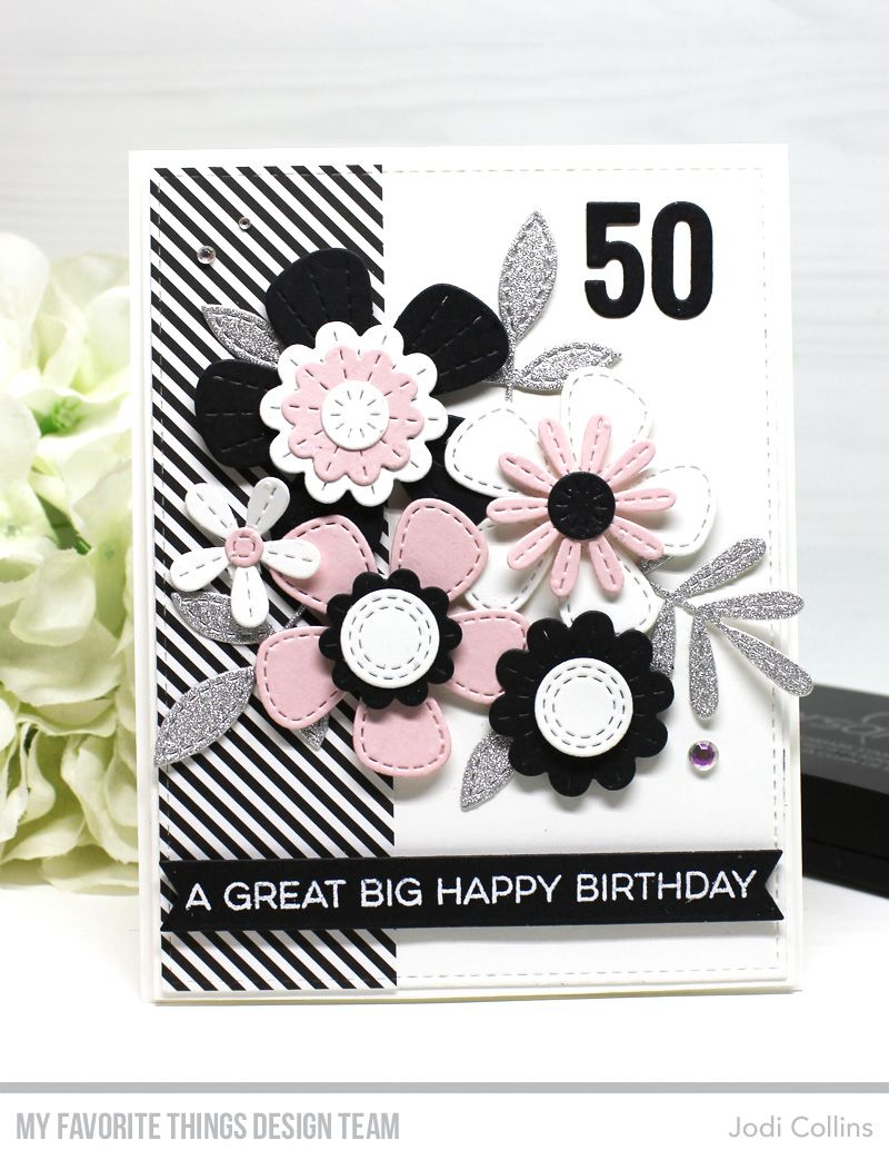 Handmade card from jodi collins featuring products from my favorite