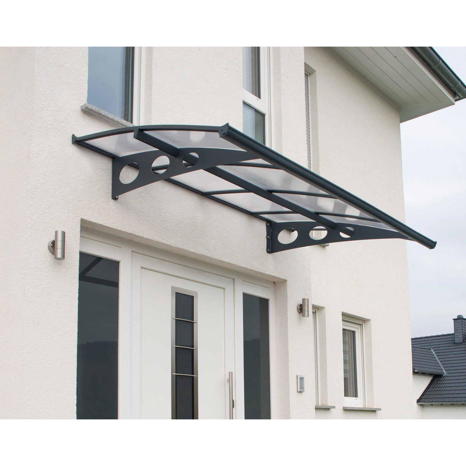 Palram Herald 2230 7 33 X 4 56 Ft Awning Door Awnings Door Canopy Polycarbonate Roof Panels