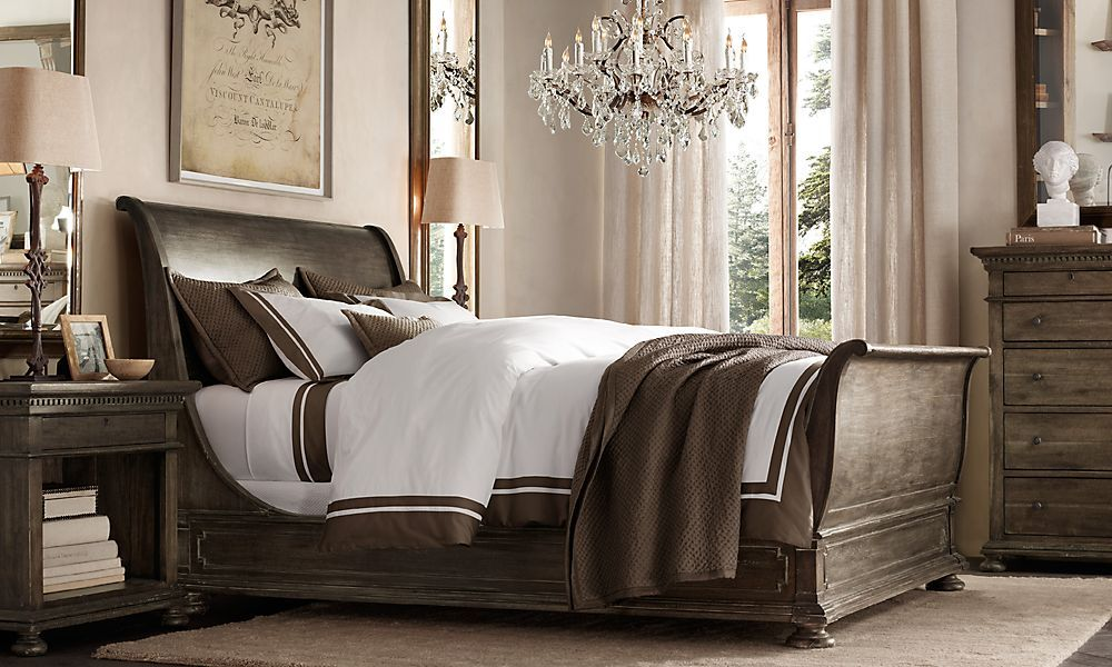 Rooms Restoration Hardware Like this one with no