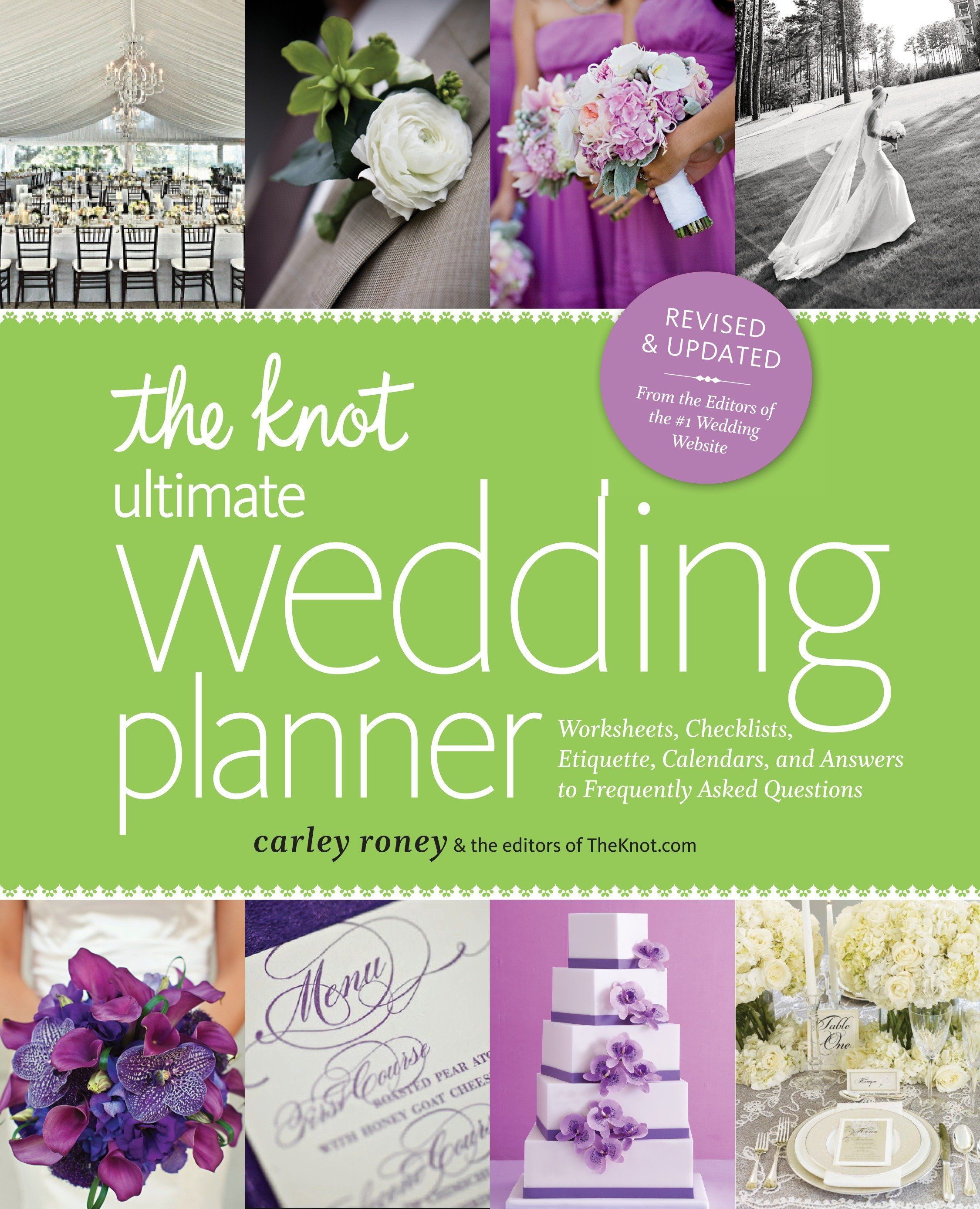 The Knot Ultimate Wedding Planner Revised Edition Paperback Walmart Com In 2020 Wedding Planner Binder Wedding Organizer Planner Wedding Planner Checklist
