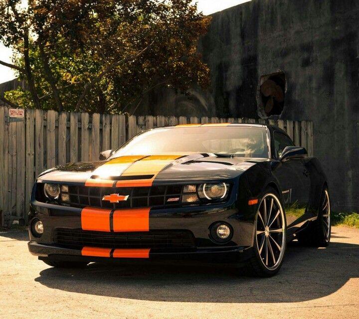 B&O Camaro