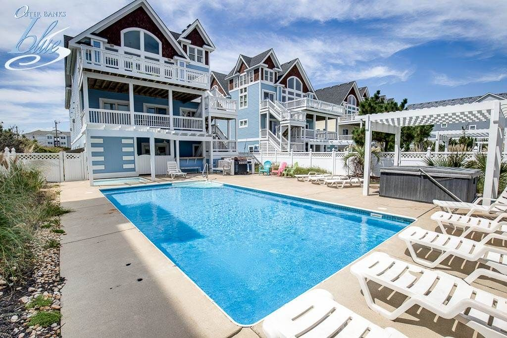 Kdh paradise outer banks vacation rentals outer banks