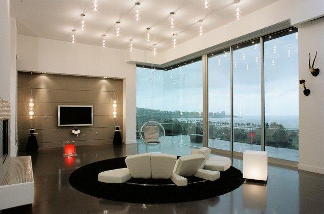 30 moderne Luxus Wohnzimmer Design-Ideen Wohnzimmer Pinterest - moderne luxus wohnzimmer