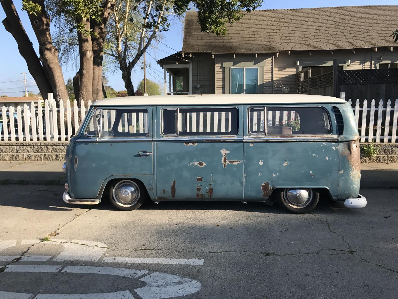 Frame Notch Battery Tray Vw Bus T2 Vw Bus Vw Camper