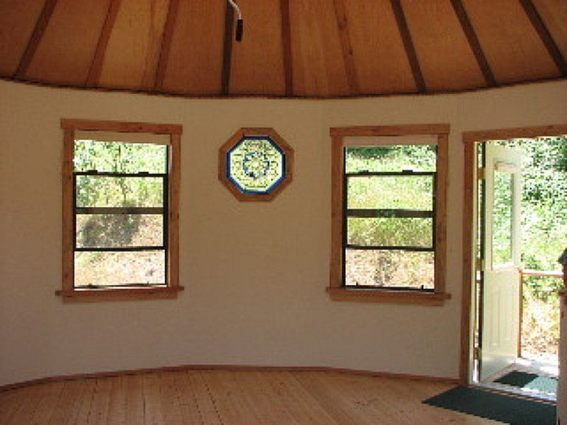 Smiling Woods Yurt Yurt Interior Yurt Living Self Build Houses