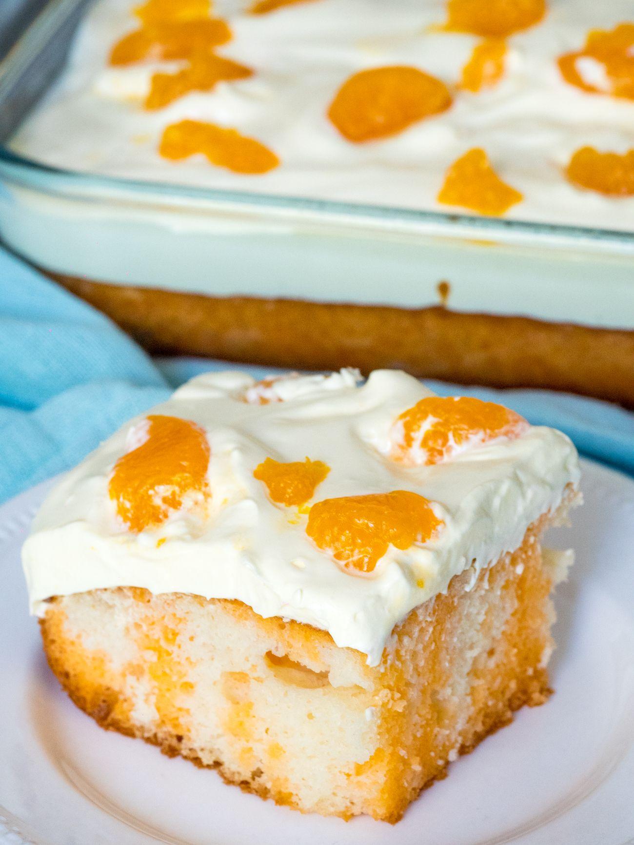 Ww Poke Cake Recipes