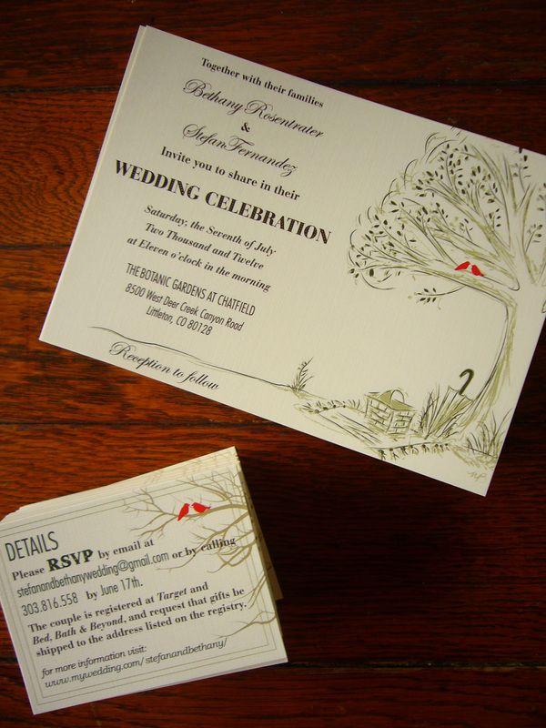Cutest Picnic Themed Invitations. Weddings - Mary Beth Byram ...