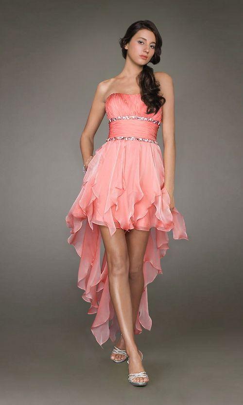 Imagenes de vestidos de fiesta para mujeres jovenes
