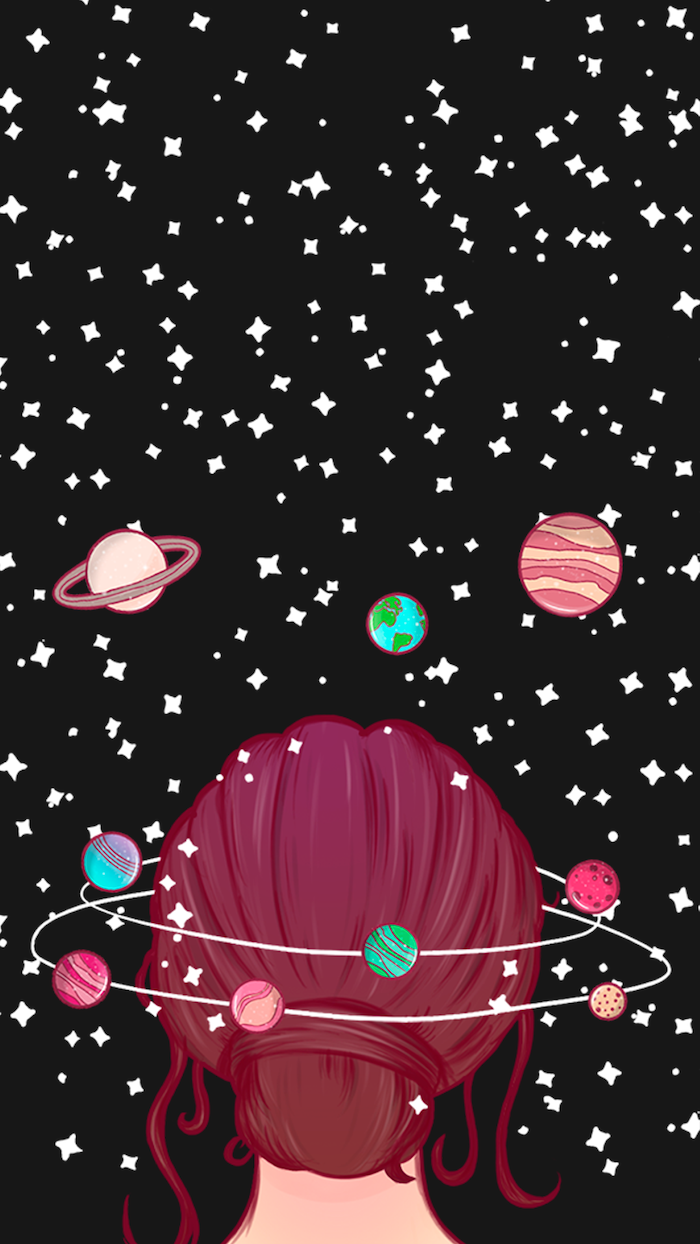 1001 Ideas For A Cool Galaxy Wallpaper For Your Phone And Desktop Cool Galaxy Wallpapers Art Wallpaper Iphone Cute Wallpapers