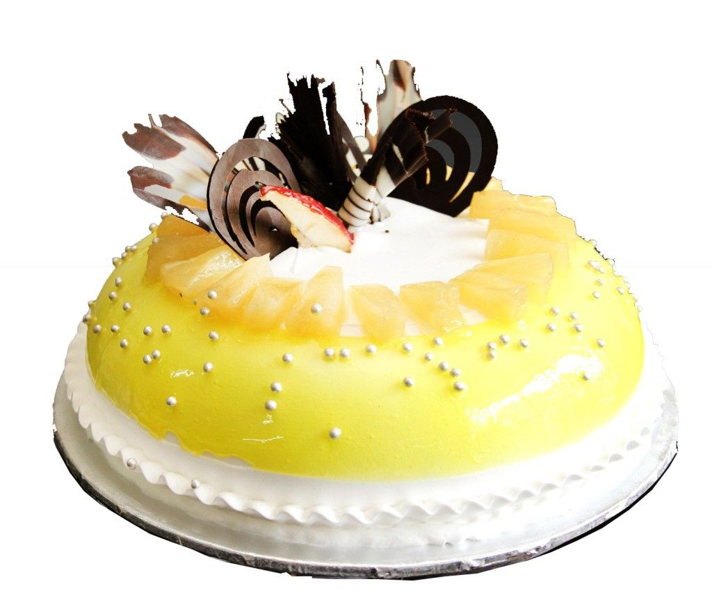Pineapple Cake Delivery In Noida
