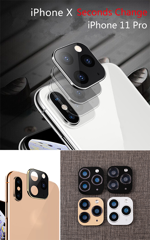 Camera Lens Seconds Change For iPhone 11 in 2020 Iphone