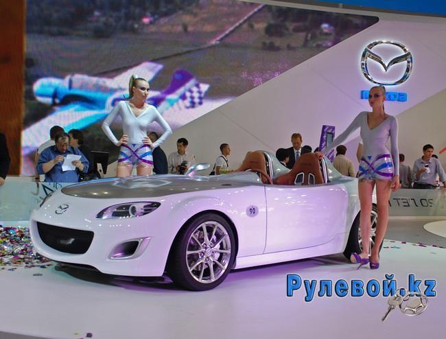Mazda MX-5 Superlight - необычный концепт