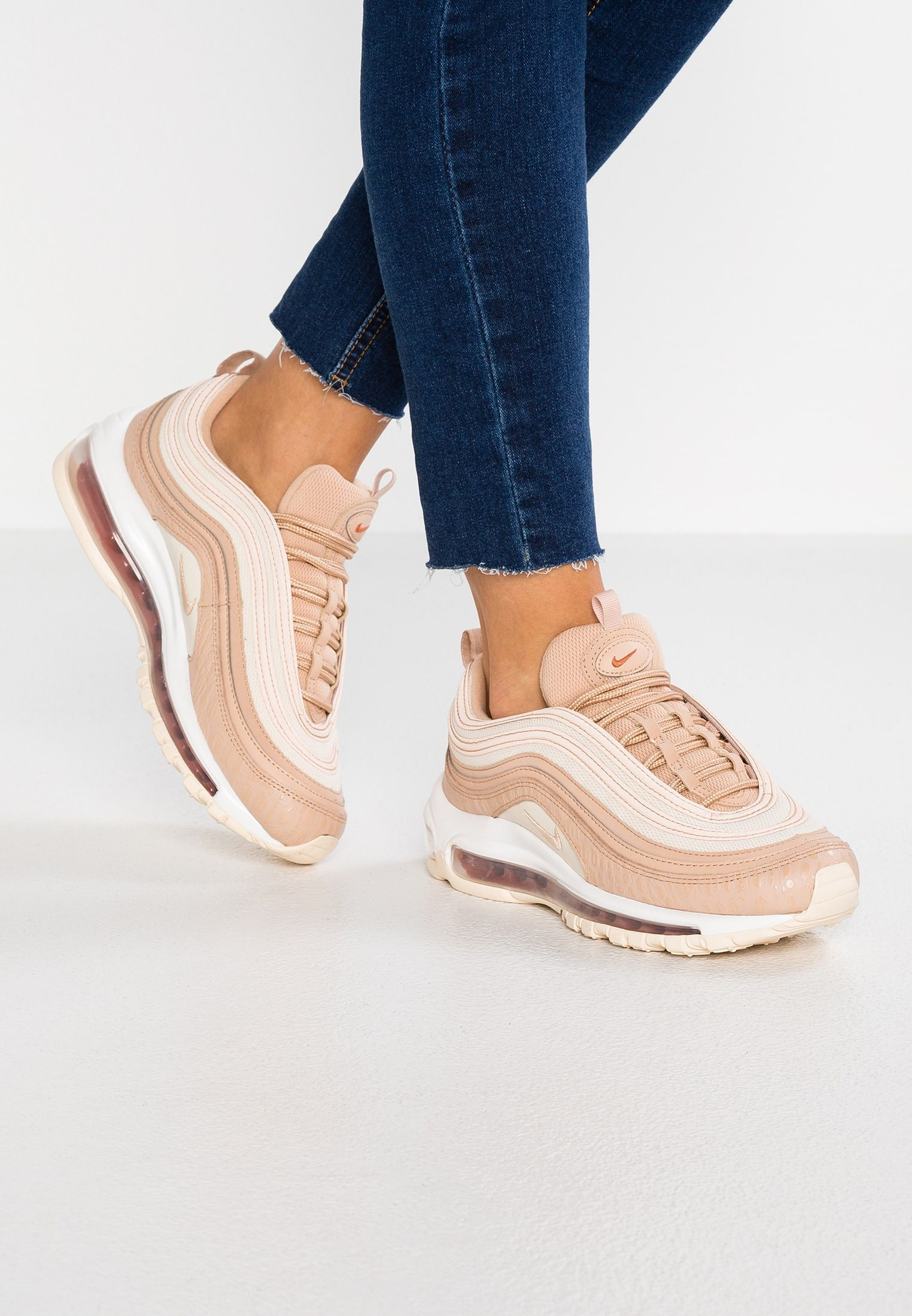 AIR MAX 97 LX Trainers bio beigelight carbondusty