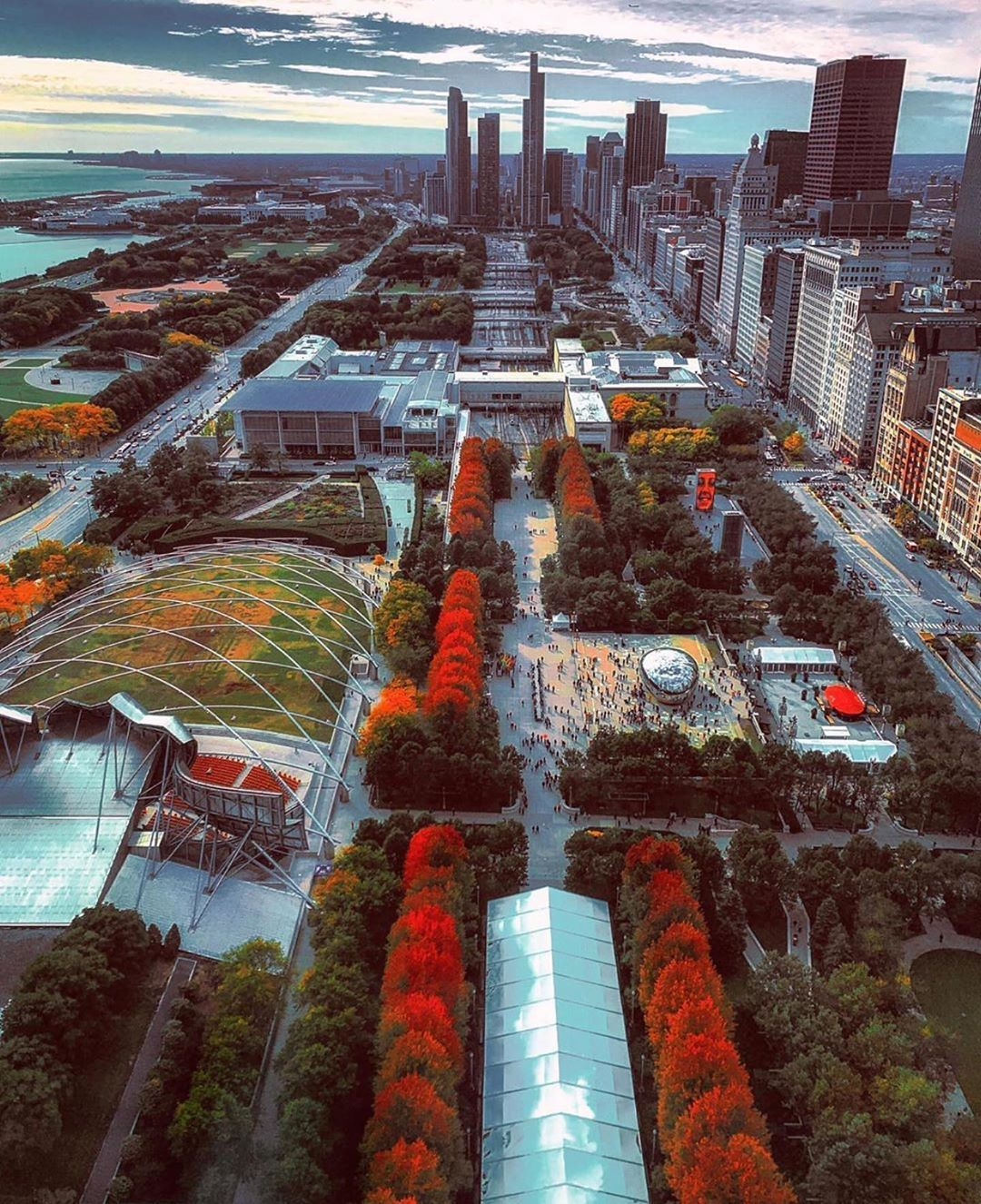 Landscape Chicago Il