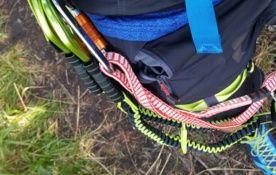 Klettersteigset Test : Edelrid cable comfort 5.0 klettersteigset im test testberichte