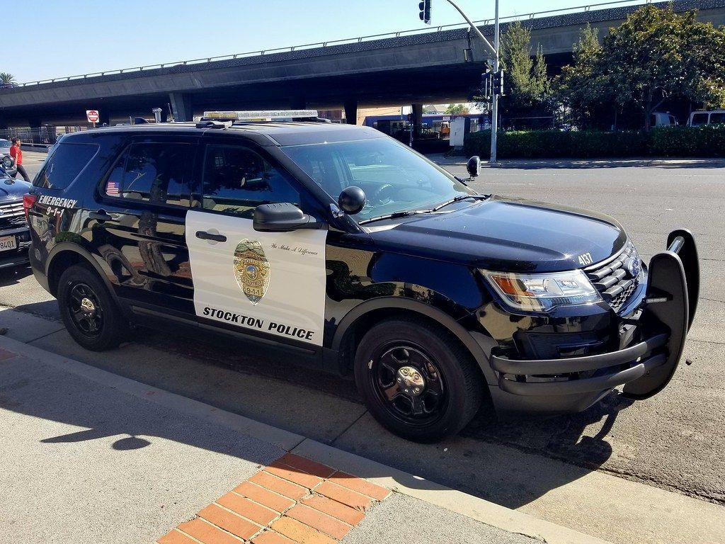 Ca-Stockton Police Dept | Police cars, Police, Police dept