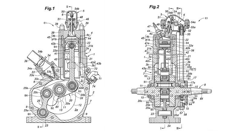 Honda files patents for brand new, fuel injected two