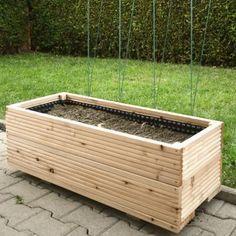 pflanzgef sse selber bauen garten pinterest garten pflanzen und garten ideen. Black Bedroom Furniture Sets. Home Design Ideas